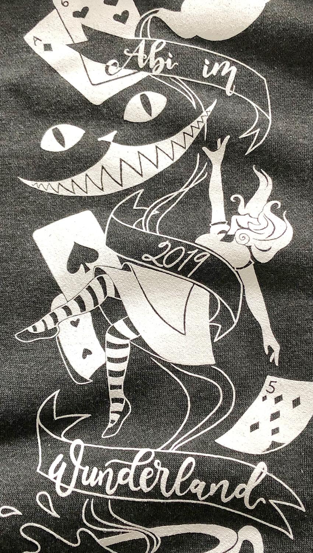 Abschluss-Shirts selbstgestalten 1
