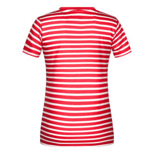 Ladies' T-Shirt Striped 2