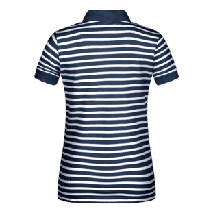 Ladies' Polo Striped 2