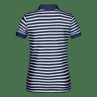 Ladies' Polo Striped 2