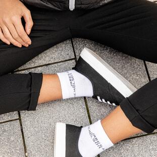 Bio Sneaker Socks 1