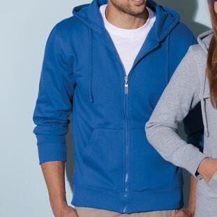Men's Hooded Jacket 1