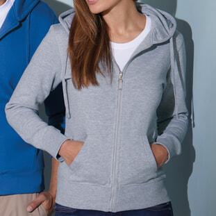 Ladies' Hooded Jacket 1