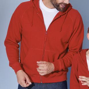 Hooded Jacket Unisex 1