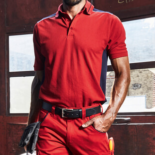 Men's Workwear Polo - COLOR 1