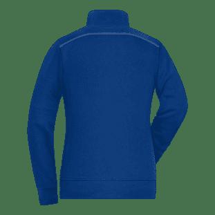 Ladies' Workwear Sweat-Jacket - SOLID 2