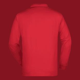 Polo-Piqué Long-Sleeved 2