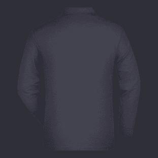 Polo Piqué Long-Sleeved - Pocket 2
