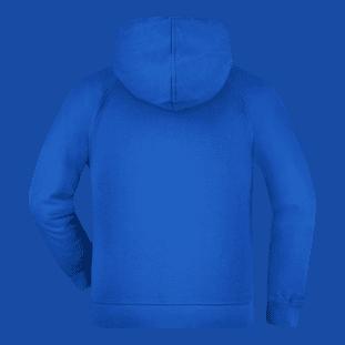 Hooded Jacket Unisex 2