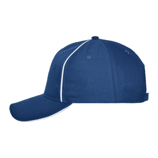 6 Panel Workwear Cap - SOLID 4