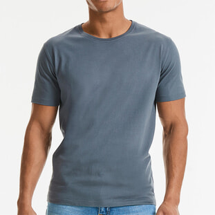 Men`s Pure Organic Heavy Tee 1