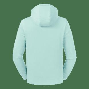 Pure Organic High Collar Hooded Sweat 2