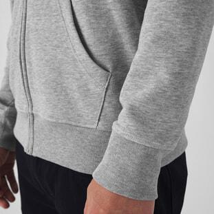 Organic Zipped Hooded 3