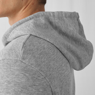 Organic Zipped Hooded 4