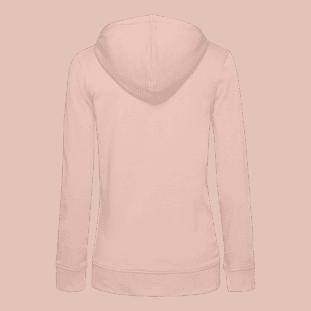 Organic Zipped Hooded /women 3