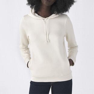 Organic Hooded /women 1
