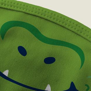 Fun-Masken - T-Shirt Buddies